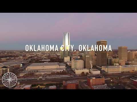 Oklahoma City Drone Video 2017