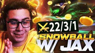 JAX SNOWBALL = FŔEE LP | HOW TO WIN W/JAX | TFBLADE