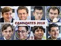 Candidates 2018 Caruana vs Mamedyarov 2 Great Masters @ Work In Terrific Game