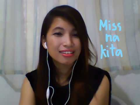 How to say I miss you in Tagalog