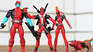 Набор ДЭДПУЛОВ (Deadpool Corps)