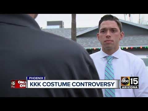 KKK Costumes At High School Play Shock Students, Outrage Parents