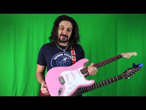 Pink Guitars and Operation: 1-UP - Jan 22, 2015