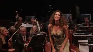 """Francine Vis, mezzo-soprano - """"Una voce poco fa"""" - Il Barbiere di Siviglia - Gioacchino Rossini"""