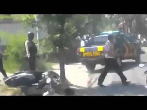 MMA Fighter Amokrane Kiane' Sabet Shot Dead by Police in Bali