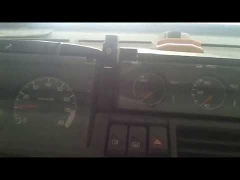 Clio 16S 1800cc stock, premier démarrage