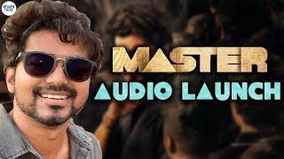 MASTER Audio Launch Date and Place Revealed   Vijay   Anirudh   Lokesh Kanagaraj - 27-02-2020 Tamil Cinema News