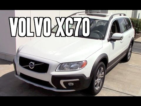 2015 volvo xc70 awd review youtube. Black Bedroom Furniture Sets. Home Design Ideas