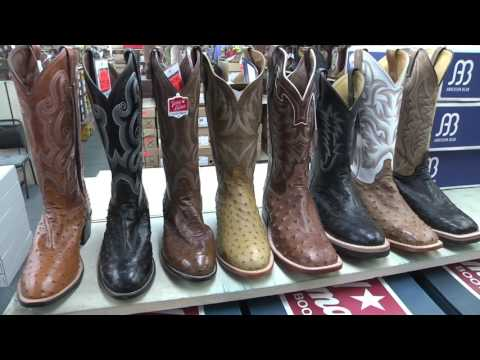 Get a New McGavock Titan and Get New Boots from Boot City