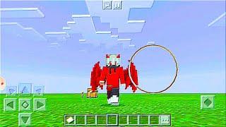Minecraft_nằm ngồi trong Minecraft