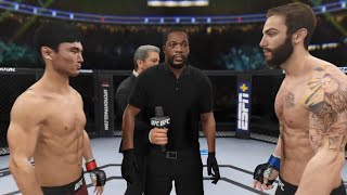 UFC Doo Ho Choi vs. Michael Chiesa Watch out for the rear naked!
