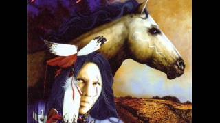 Johnny Whitehorse - Indian Pony - (Robert Mirabal)