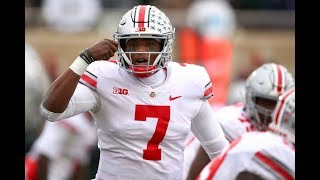 Ohio State QB Dwayne Haskins Scores 6 TOUCHDOWNS to Beat Maryland in Overtime