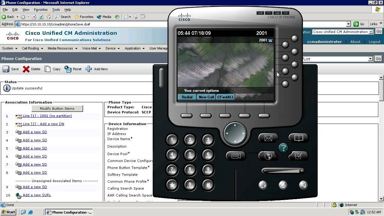 Part 1 - LDAP Based Corporate Directory via Cisco IP Phone Services SDK -  Part 2