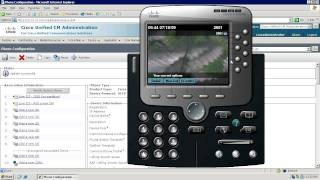 Part 1 - LDAP Based Corporate Directory via Cisco IP Phone Services SDK - Part 2