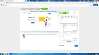 Edpuzzle  Создание видеоурока и организация доступа по ссылке