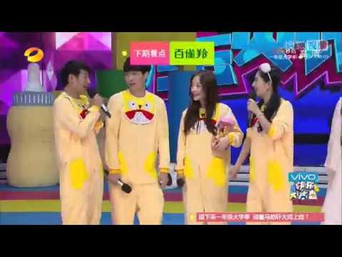 151114 Yixing/XueDong/JiangWen/XiaoLu - Happy Camp 151121 Episode Preview