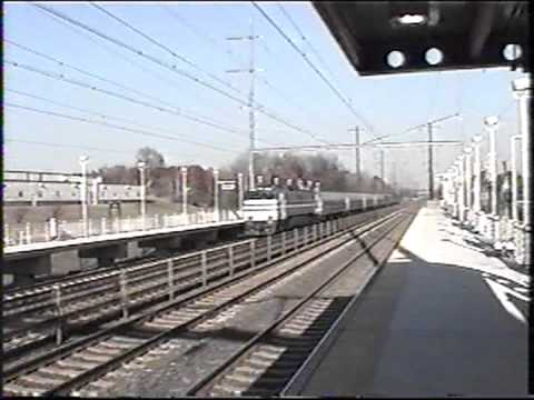 Hamilton NJ - NJT Rail Station
