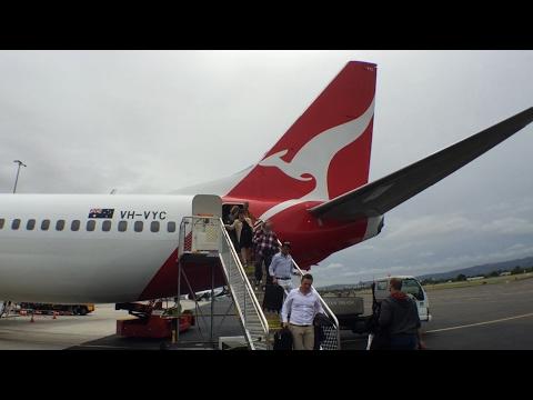 [QF679 MEL-ADL] Qantas B737 ECONOMY class Melbourne to Adelaide