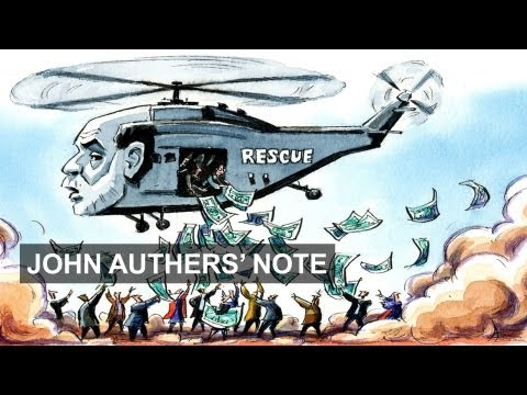 Time for helicopter money?
