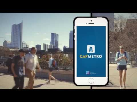 Capital Metro & Bytemark: Mobile Ticketing for Public Transportation in Austin, Texas