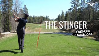 Mizuno Masterclass:  The MP-20 Stinger with Fredrik Lindblom