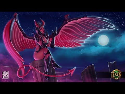 видео: Гайд по Суккубе, heroes of newerth ( hon )