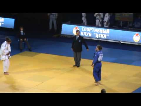 Cup of the Ministry of Defence of the Russian Federation on judo 2012