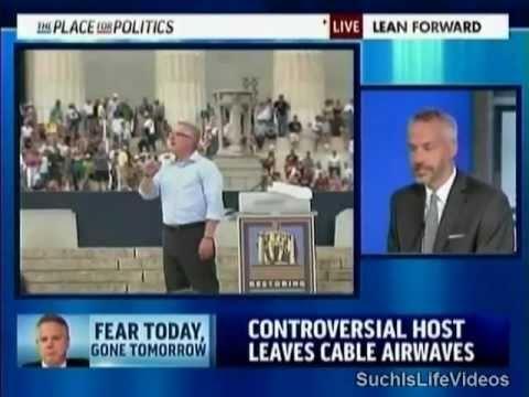 MSNBC - Eric Boehlert Of Media Matters On Glenn Beck