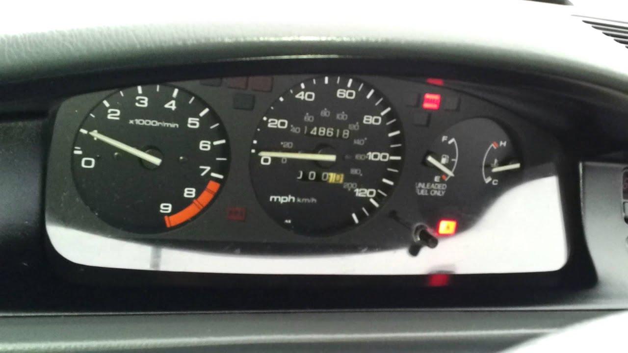Mi Honda Civic Hatchback.1992 Si