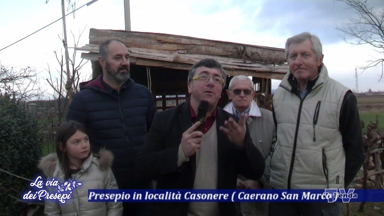 La via dei Presepi - 23 - Casonere Caerano San Marco