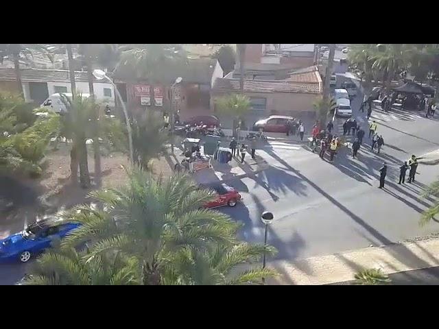 2° concentracion de motos y coches clasicos de San Isidro Alicante