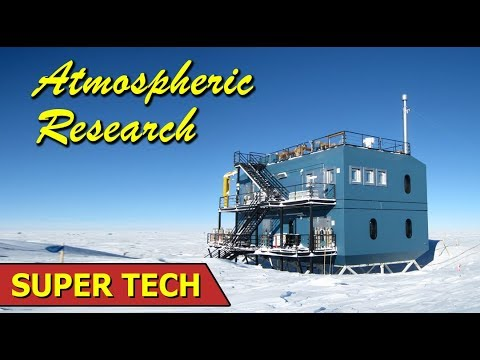 Atmospheric Research | New Lindbergh Flight | WH0 And Genetic Research | Super Tech