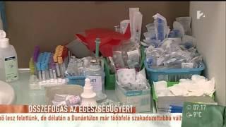 Kórházi fertőzések a kézfertőtlenítés hiánya miatt? - tv2.hu/mokka