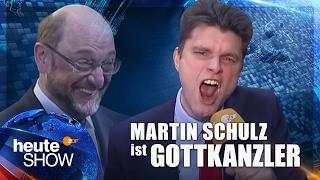 """Lutz van der Horst freut sich mit der SPD: """"Wir sind Kanzler!"""""""