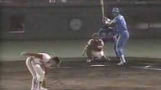 1987年 山田vs清原・東尾