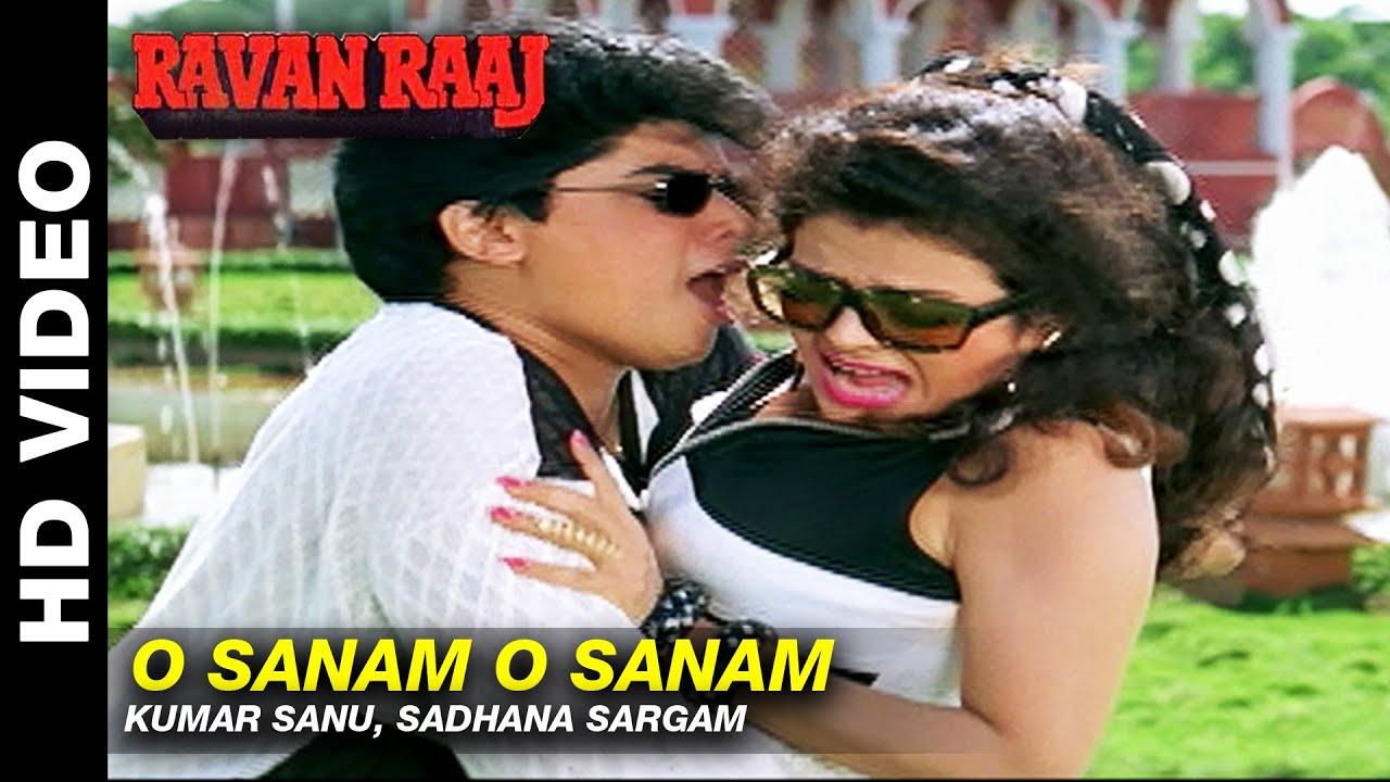 Download O Sanam O Sanam - Ravan Raaj: A True Story | Kumar Sanu, Sadhana Sargam | Mithun & Madhoo