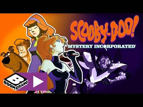 Scooby-Doo! Mystery Incorporated | Daphne's Rockstar-Makeover | Boomerang UK