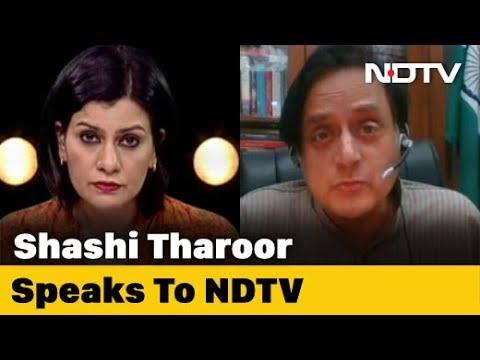 Left, Right & Centre   Shashi Tharoor On Donald Trump's