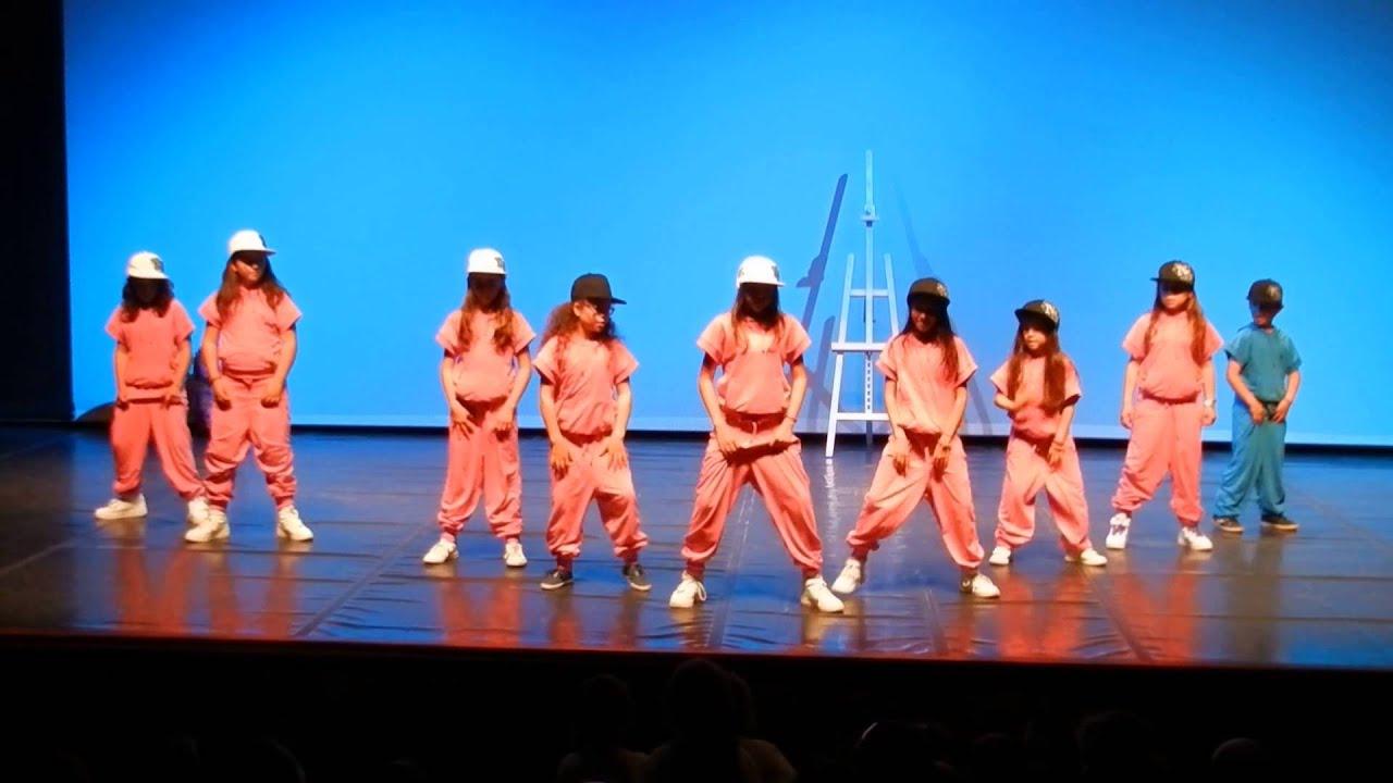 Academia De Dança Ana Monteiro Coreografia Hip Hop Kids 16 Junho 2013 Youtube