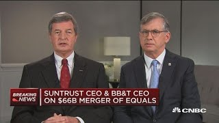 BB&T CEO: This merger helps us deal with rapid change