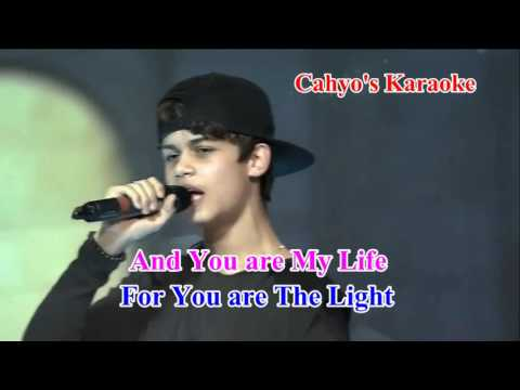 YOU ARE MY LIFE#HARRIS J#KARAOKE