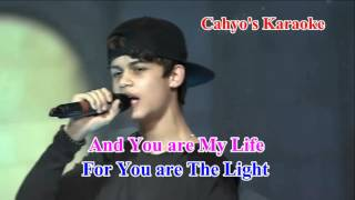 Video YOU ARE MY LIFE#HARRIS J#KARAOKE download MP3, 3GP, MP4, WEBM, AVI, FLV Desember 2017