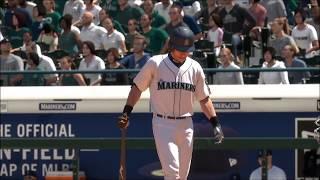 MLB The Show18 イチロー.