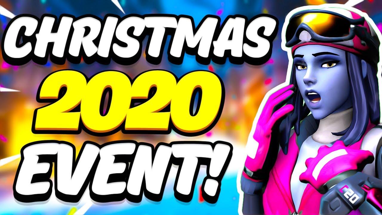 Overwatch Skin Predictions Christmas 2020 Overwatch 2020 Christmas Event   Start Date, Skins, & Gamemode