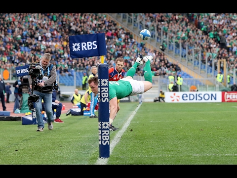 Official Extended Highlights: Italy 10-63 Ireland | RBS 6 Nations