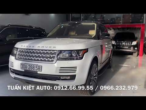 Range Rover HSE 3.0 Thùng to full option, mới nhất Việt Nam