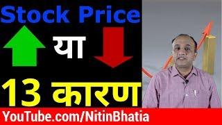 13 Reasons Stock Price Movement Analysis (HINDI)