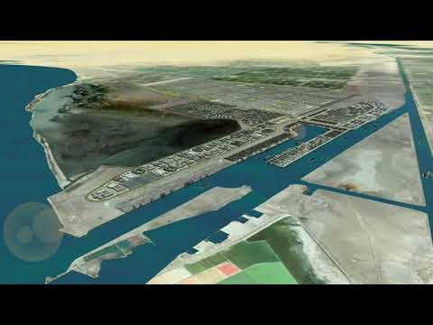 Suez Canal Zone - Port Said Port