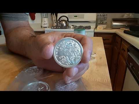 Stacking Silver rounds along with Silver Eagles and Maple Leafs